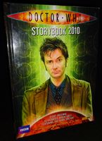 Doctor Who: Storybook 2010 - Hardcover